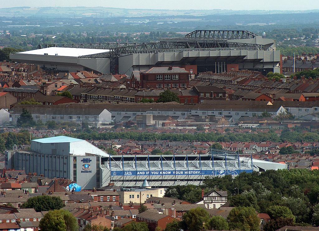 Top 3 fodboldbyer i England