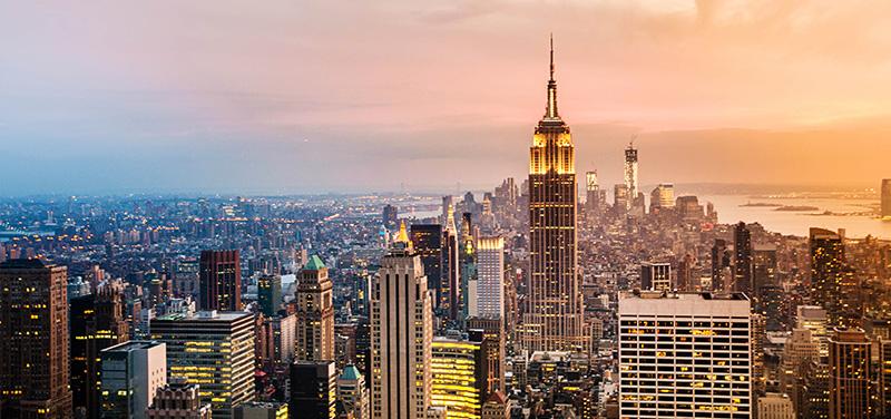 Rejs til New York og oplev den amerikanske kultur