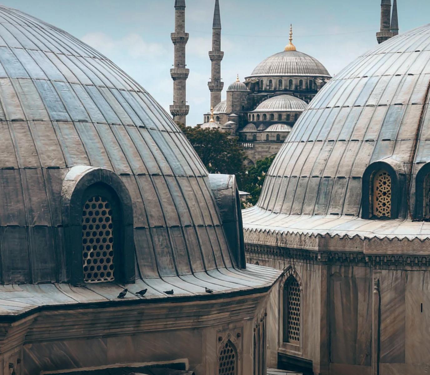 Besøg smukke Tyrkiet