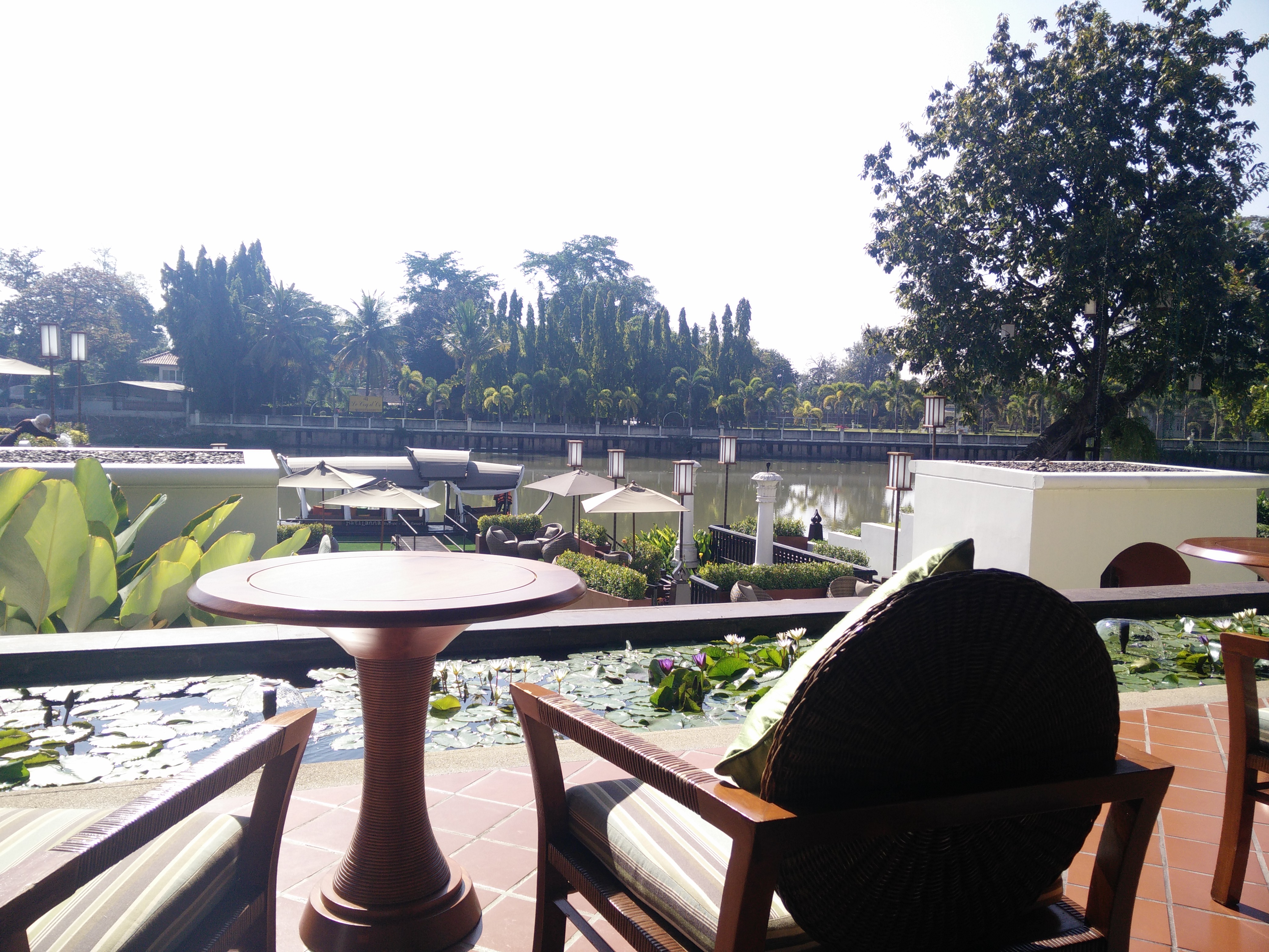 Arbejdsplads i Chiang Mai, Ratilanna Resort.